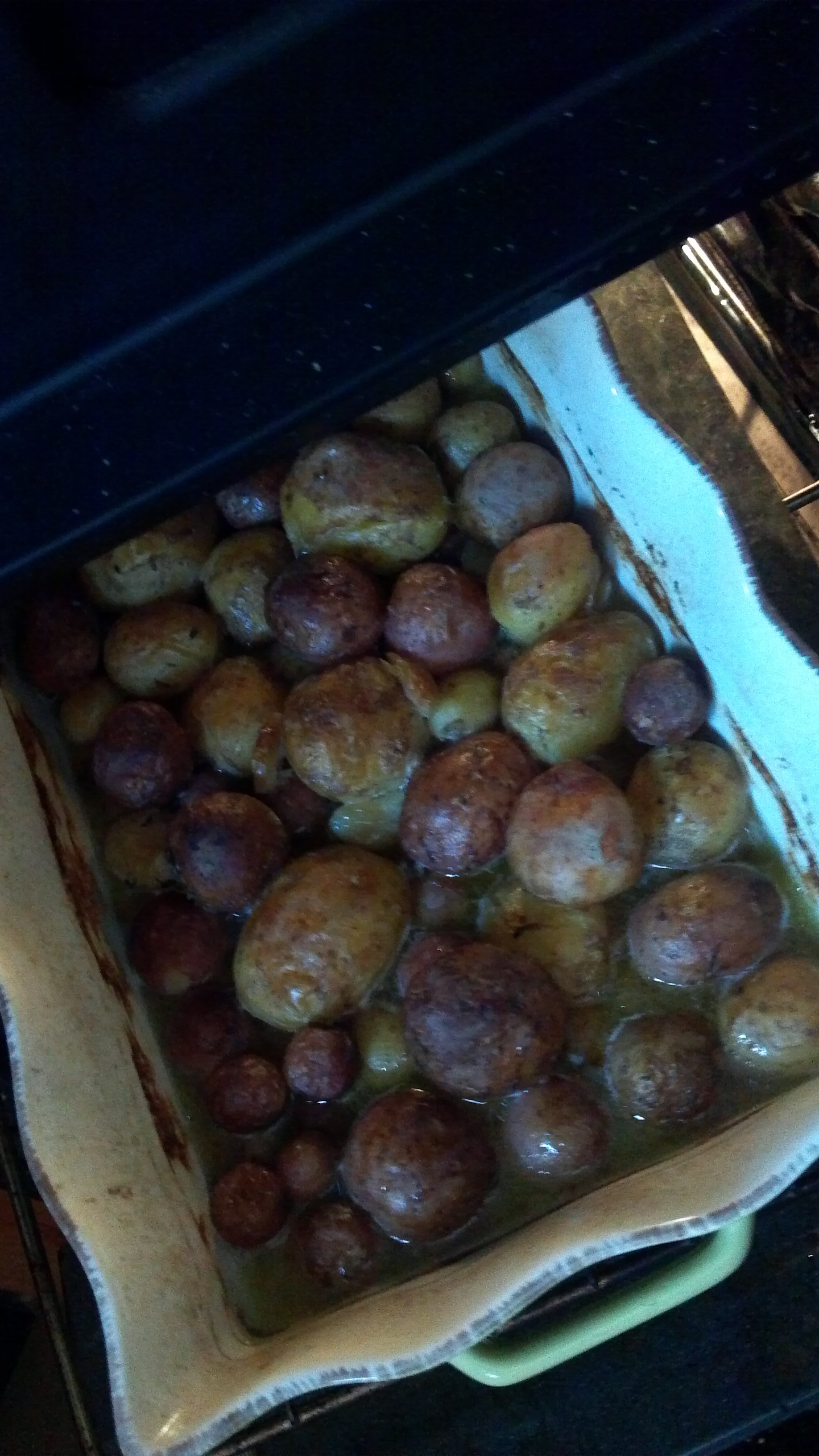 oven roasted new potatoes – The View From Indigo House