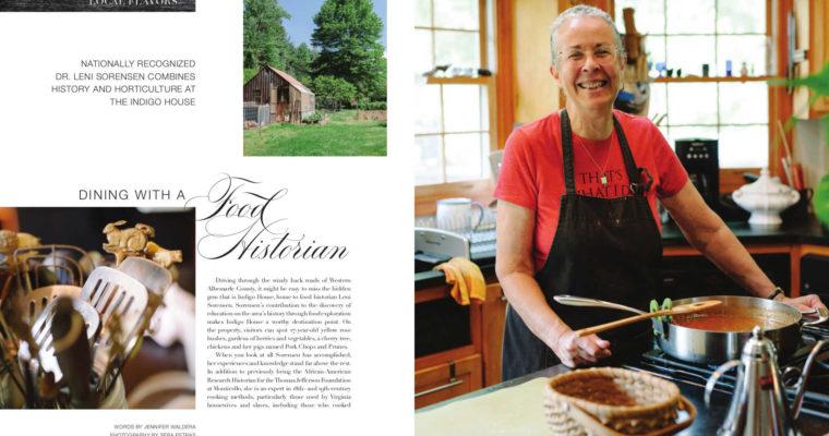Wine & Country Life visits Indigo House